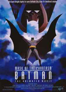Бэтмэн: Маска фантазма (1993)