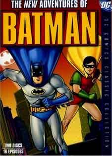Новые приключения Бэтмена (сериал 1977 – 1978)