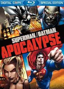 Супермен / Бэтмен: Апокалипсис (2010)