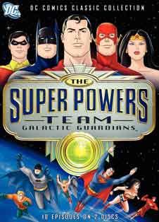 Супермощная команда: Стражи галактики (1985)
