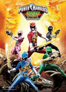Могучие рейнджеры: Дино Заряд (сериал 2015 – ...) смотреть онлайн