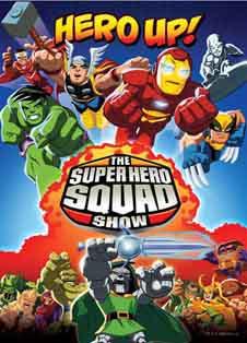 Отряд супергероев (сериал 2009 – ...)