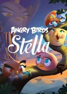 Злые птицы: Стелла (сериал 2014 - ...)