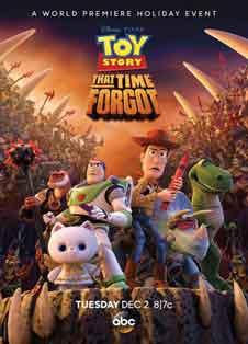 История игрушек забытая временем (2014)