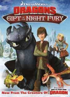 Как приручить дракона: Дар ночной фурии (2011)