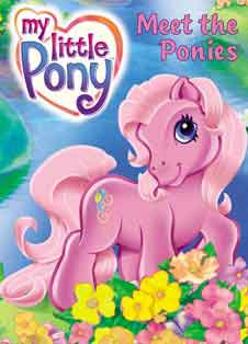 Мой маленький пони: Встреча с пони (2008)