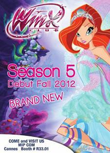 Клуб Винкс – Школа Волшебниц 5 сезон (2012)