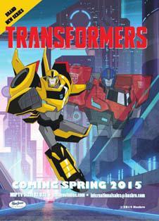 Трансформеры: Скрытые роботы (сериал 2015 – ...)